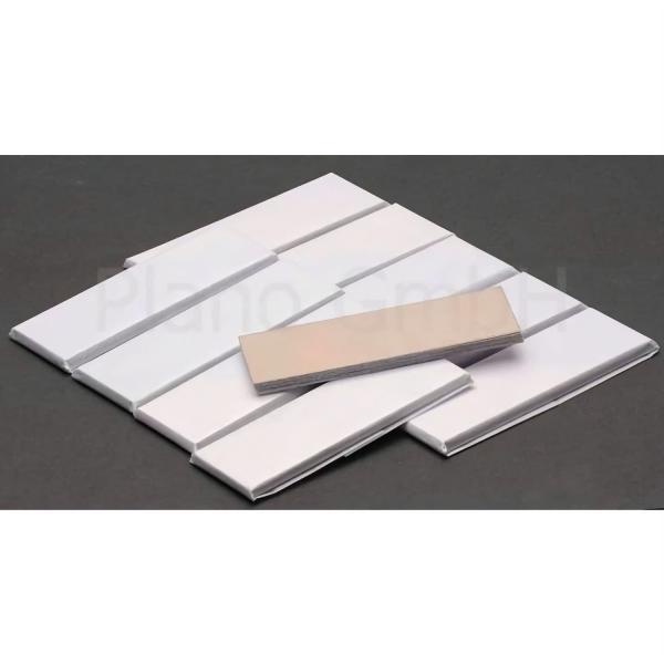 Glimmer, rechteckig (PLANO-Multipack)