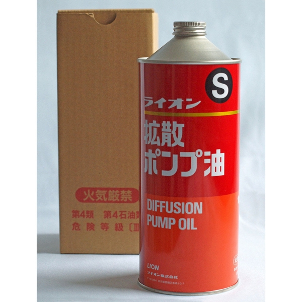 LION S Vakuum-Öl