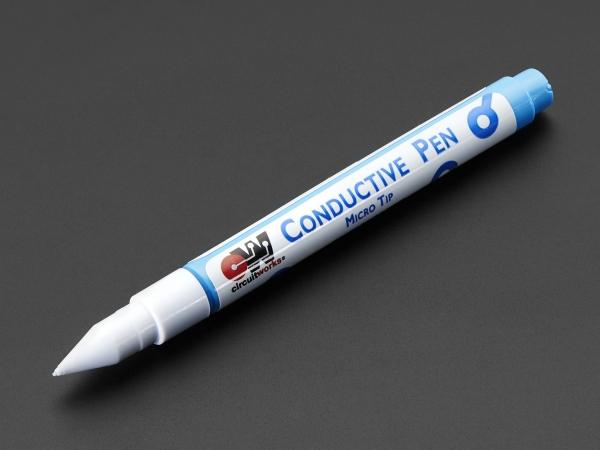 Leitsilber Stift