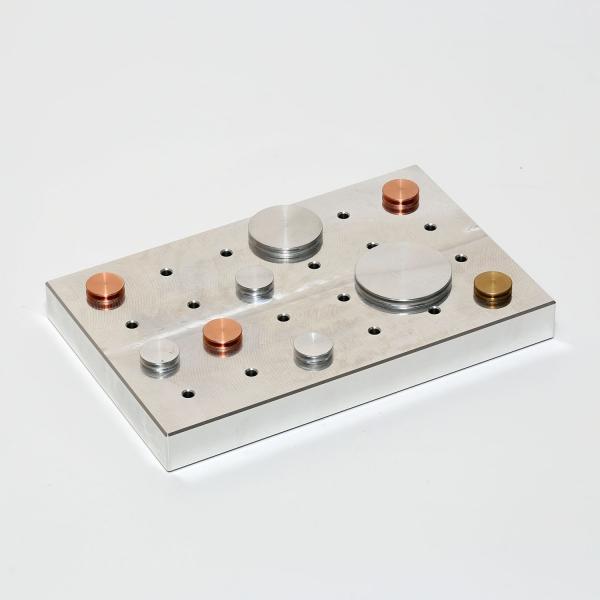 Universalhalter für Stift- und Zylindrische Probenhalter (Zeiss, JEOL)