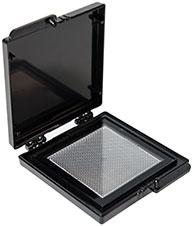 Gel-Pak Vakuum Aufbewahrungsschachtel (X4)