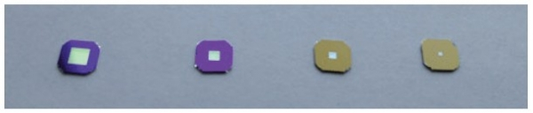 "X-Ray Siliziumnitrid-Membranen ""TEM-Windows"" (Rahmengröße: 5 mm x 5 mm)"