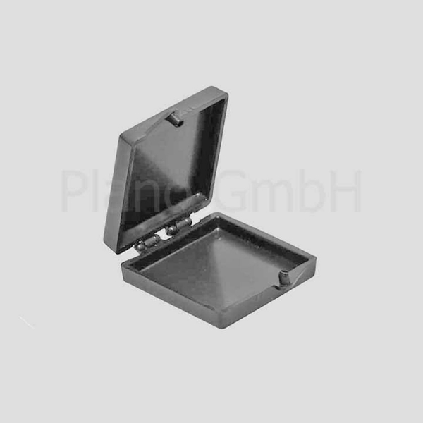 Polypropylen-Schachtel (ESD/schwarz)