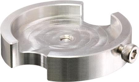 Probenhalter für metallurgische Schliffe mit niedrigem Profil (Low Profile)