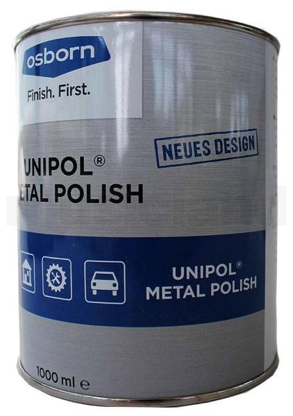UNIPOL - Metal-Polish - Reinigungspaste