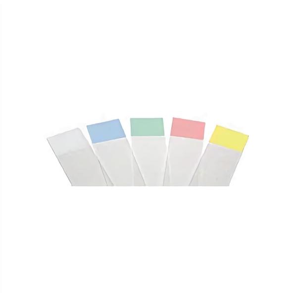 SuperFrost Objektträger mit farbigem Beschriftungsfeld