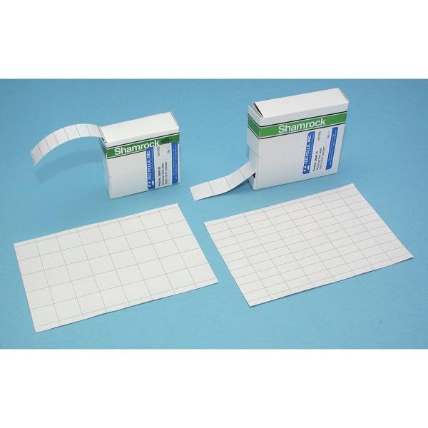 Objektträger-Etiketten (Standard- u. Pathologie-Dicke)