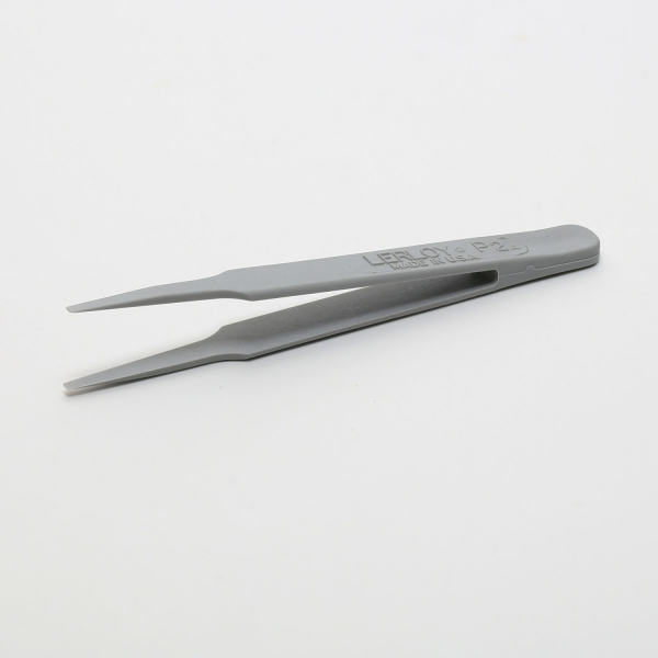 Kunststoff-Pinzette, Typ 2 (glasverstärktes Delrin)