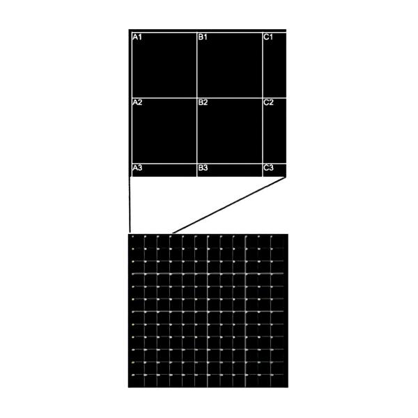 Pelcotec SFG12 Silizium Finder Substrat