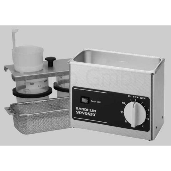 Sonorex - Ultraschall-Reinigungsgerät