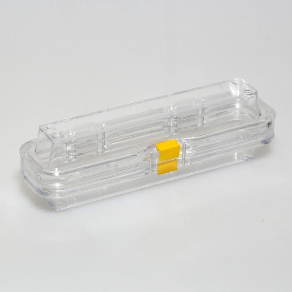 Aufbewahrungsschachtel mit Membran mit Scharnierdeckel (PLANO-Multipack)