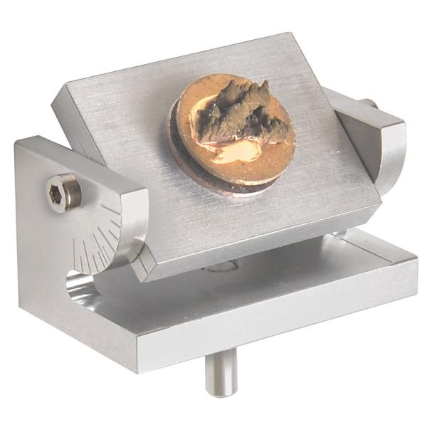 Variabler Kipptisch-Halter für 1 Stiftprobenteller (für Zeiss/LEO/Cambridge/Leica/FEI/Philips/Tescan