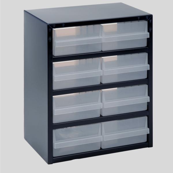 Aufbewahrungsschränkchen mit 8 Schubladen