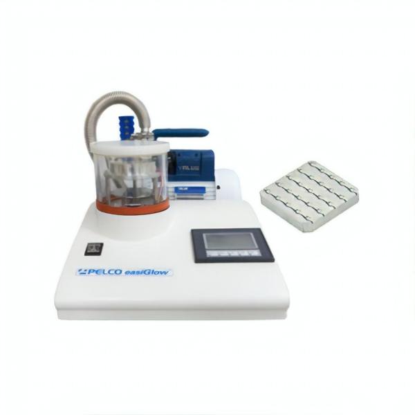 PELCO easiGlow™ Cryo-EM Glow Discharge Set (mit Netz-Halteblock)