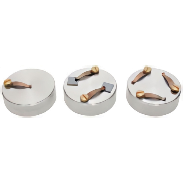 SEMClip auf JEOL-Probenhalter (Zylinder)