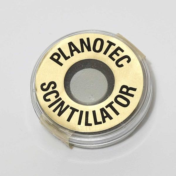 PLANOTEC P47 Szintillatorscheiben
