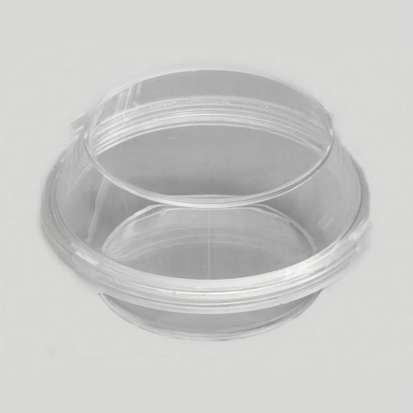 Runde Aufbewahrungsschachtel mit Membran, Ø 82 mm (PLANO-Multipack)