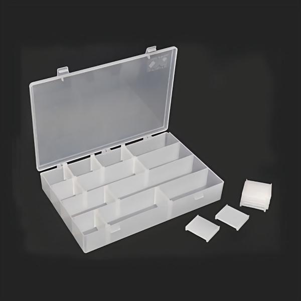 Aufbewahrungsbox für Schliffproben für Aufbewahrungsschrank Nr. 16765