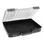 Aufbewahrungsbox (raaco) CarryLite 80 ohne Einsätze, 79mm x 413mm x 330mm, 1 Stück