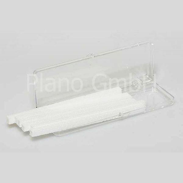 Reinigungsstäbchen für Diamantmesser aus Styropor