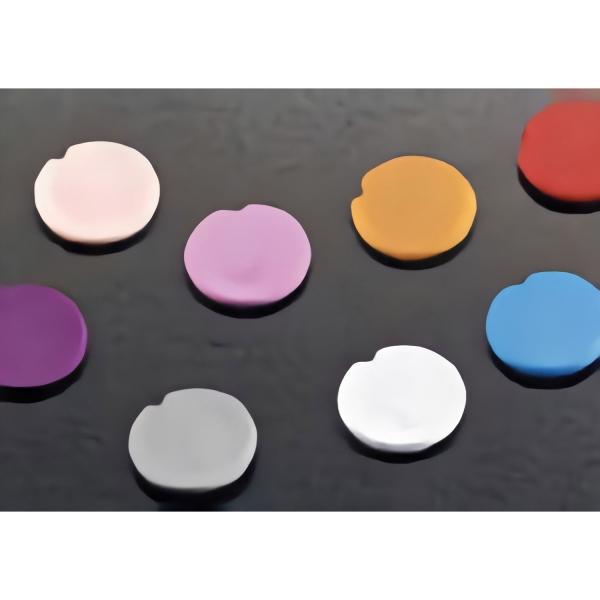 Capinsert - farbiger Deckelsatz für Lockmailer