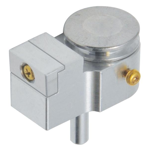 FIB Lift-Out-Grid-Halter für 2 Netzchen und ein 12,5 mm Ø Stiftprobenteller