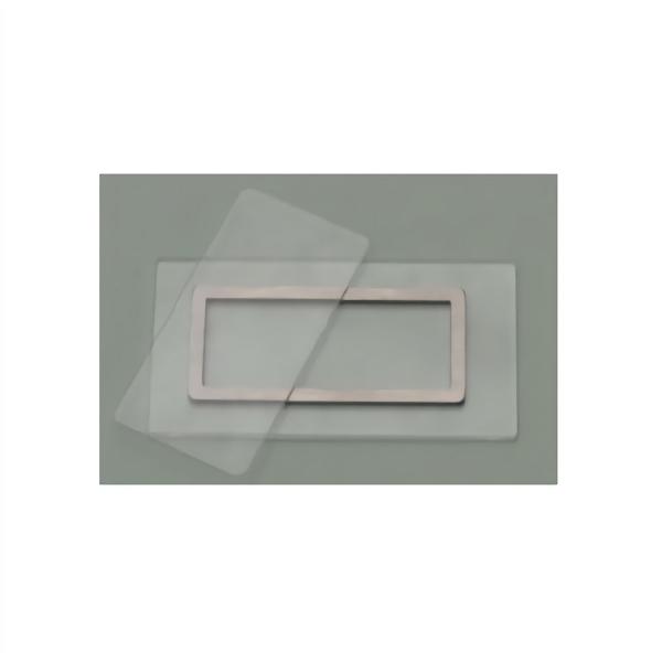 Sedgewick Bassin-Objektträger (Bassin 1ml, inkl. Deckglas)