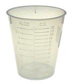 Plastik Mischbecher (120 ml)