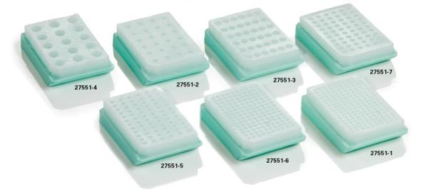 Pre-cast Paraffin Block für Tissue Microarray (inkl. Handstanzen)