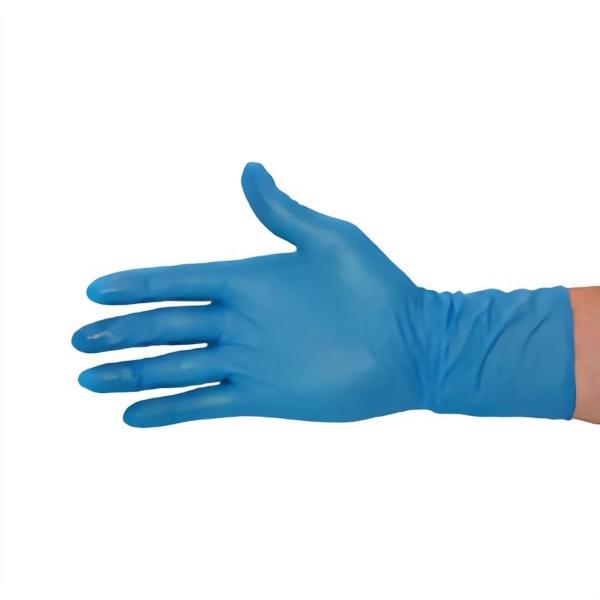 """Nitrile Handschuhe """"UltraSense"""" (blau)"""