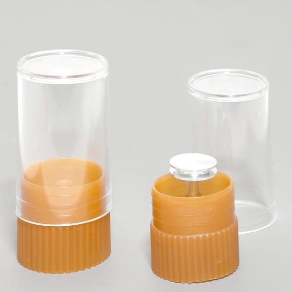 Einzelverpackung für Stiftprobenteller