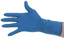 High-Risk Handschuhe aus Latex (puderfrei)