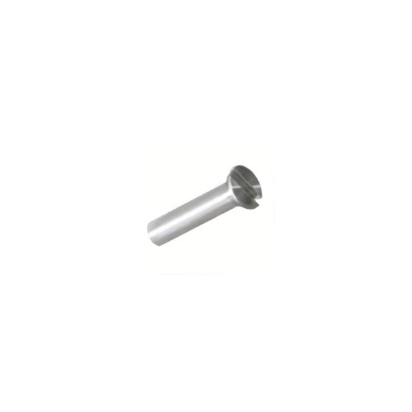Kryo Probenhalterstift aus Aluminium