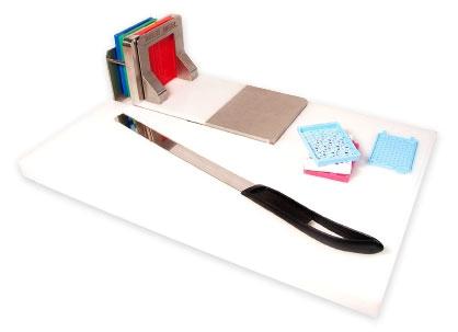 TruSlice SureCut Board, White