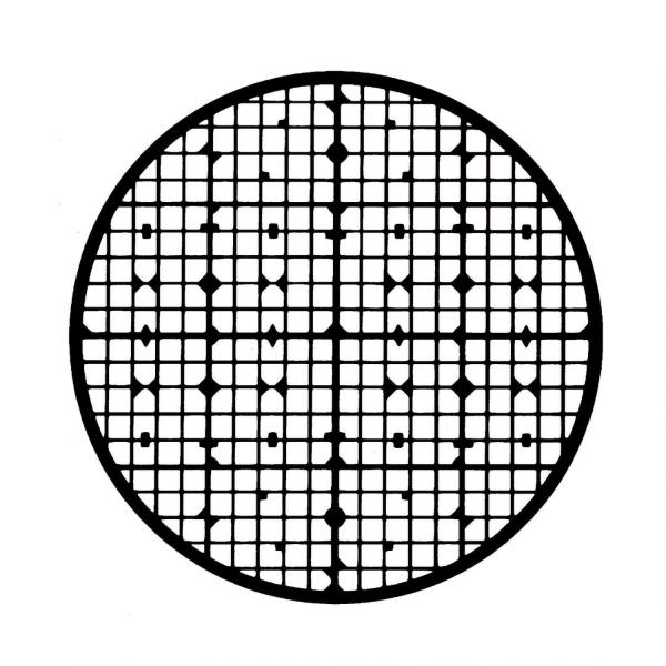Finder Netzchen zur Partikelanalyse
