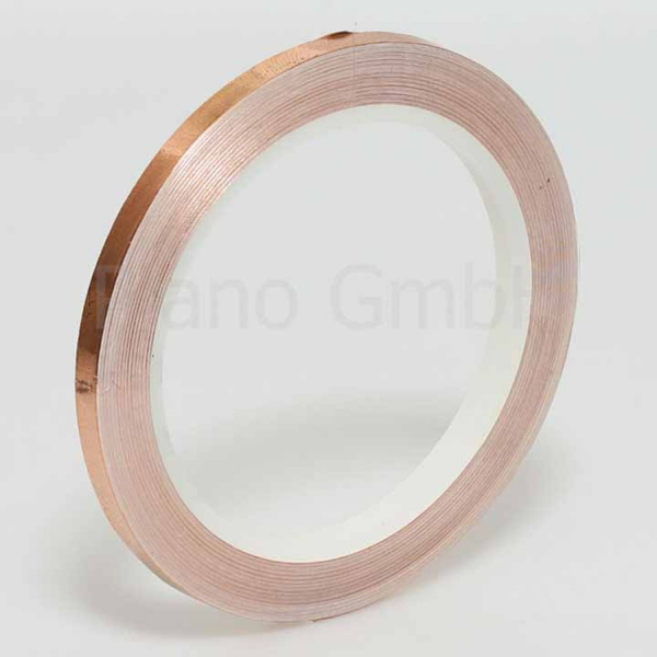 Kupfer-Band (einseitig klebend)