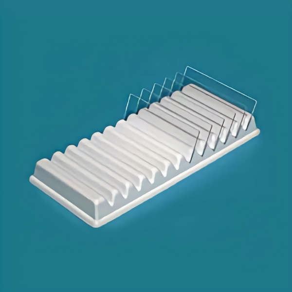 Objektträger-Ständer aus Kunststoff