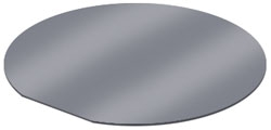 """Ultra-Flat 4"""" Silicon Wafer"""