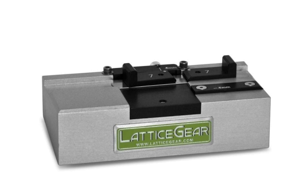 LatticeGear - Small Sample Cleaver