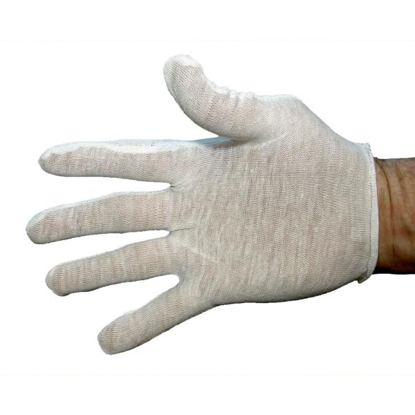 Baumwoll-Trikothandschuhe