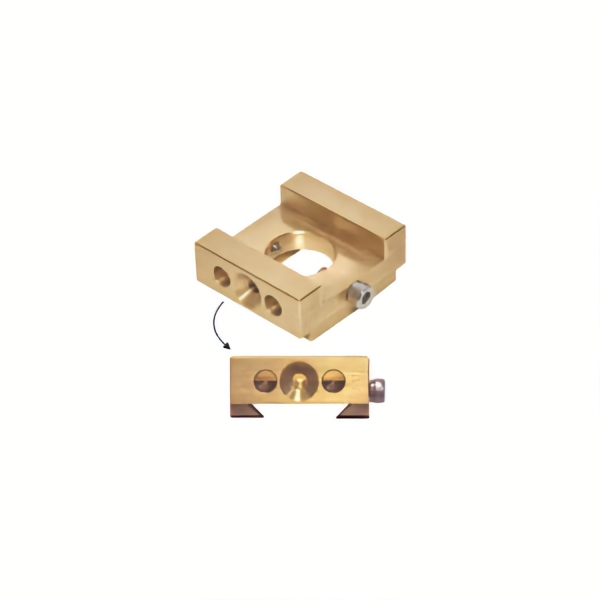 Schwalbenschwanz-Adapter-Fuß für ZEISS / LEO SEM