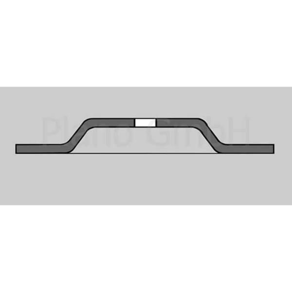 Tantal Wehnelt Blenden ø 10 mm mit unterschiedlichen Lochgrößen für FEI/Philips, Leitz, Amray