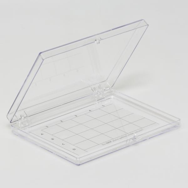 Gel-Box mit 5x4 Feldern (PLANO-Multipack)