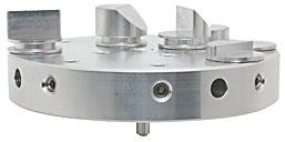 Multi-Halter für Stiftprobenteller (für Zeiss/LEO/Cambridge/Leica/FEI/Philips/Tescan)
