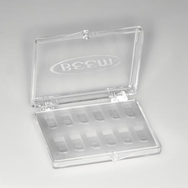 BEEM® Flacheinbettungsform (transparent)