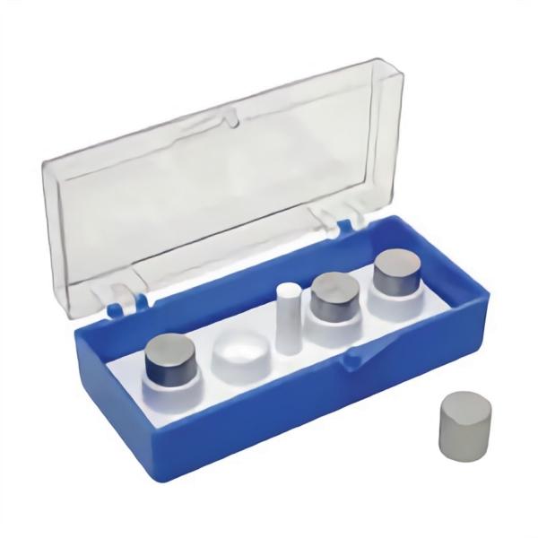 Aufbewahrungsschachtel für zylindische Probenträger (JEOL)