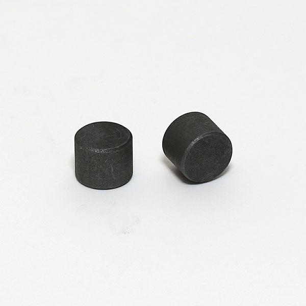 Zylinder Probenteller / Probenhalter für JEOL aus Graphit