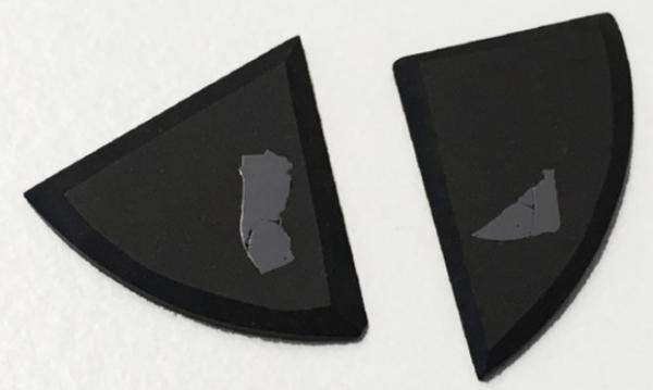 Bor-Substrat (Boroberfläche)