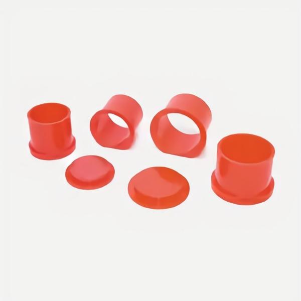 Zweiteilige Plastik-Formen