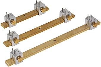 Halter - Schienen-Schraubstock mit Pin (Zeiss/LEO/Cambridge/Leica/FEI/Philips/Tescan)